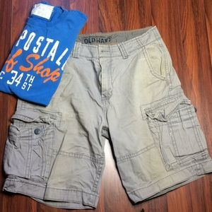 Other - Men's Old Navy Cargo Shorts E1